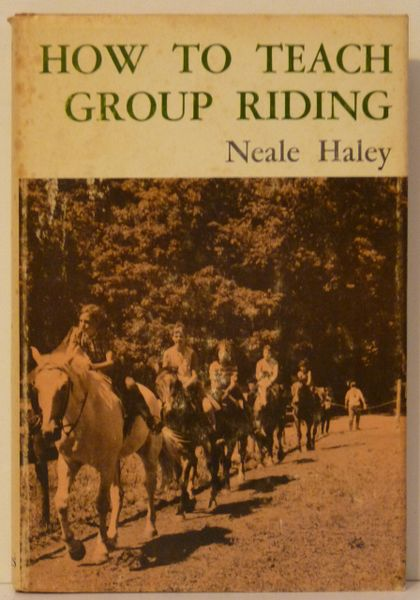 How to Teach Group Riding by Neale Haley