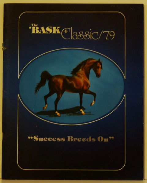 The Bask+ Classic 1979 Sale Catalog 5 Stallions 30 Mares
