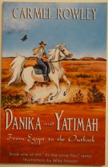 Danika and Yatimah from Egypt to the Outback by Carmel Rowley