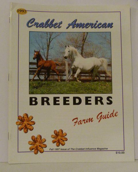 Crabbet American Breeders Farm Guide