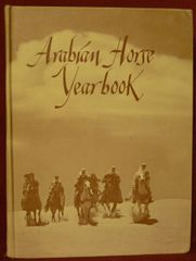 1966 Arabian Horse Yearbook