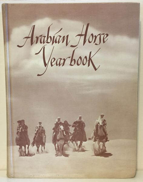 1968 Arabian Horse Yearbook