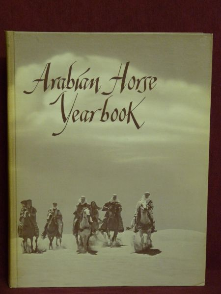 1973 Arabian Horse Yearbook
