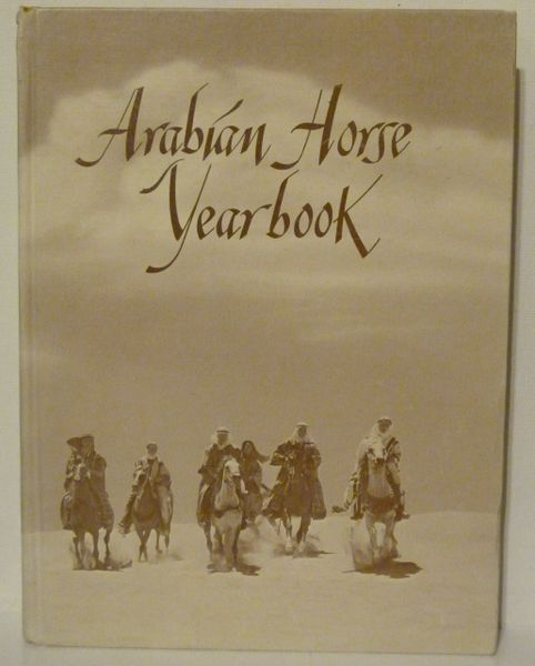 1979 Arabian Horse Yearbook