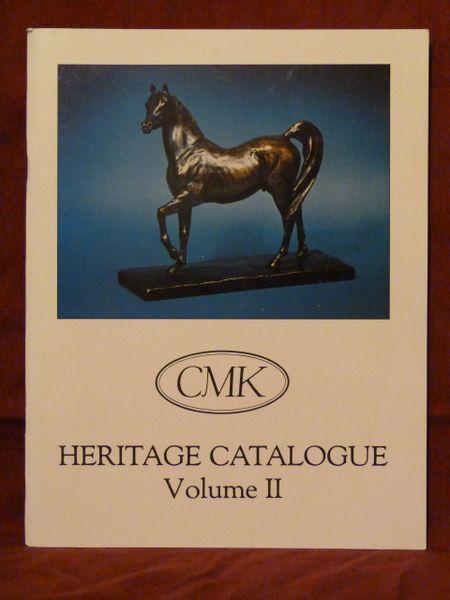 CMK Heritage Catalogue Vol. II, Crabbet/Maynesboro/Kellogg Hardest to find CMK