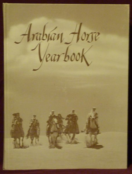 1974 Arabian Horse Yearbook