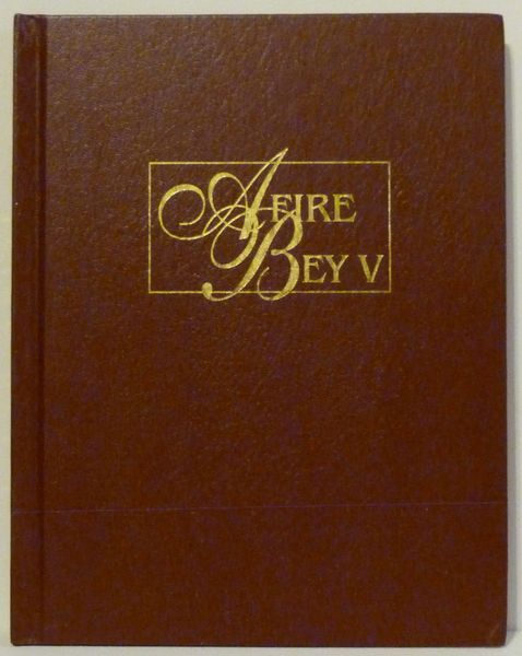 AFIRE BEY V The Stallion and His Historic Influence in Arabians NUMBERED LIMITED EDITION