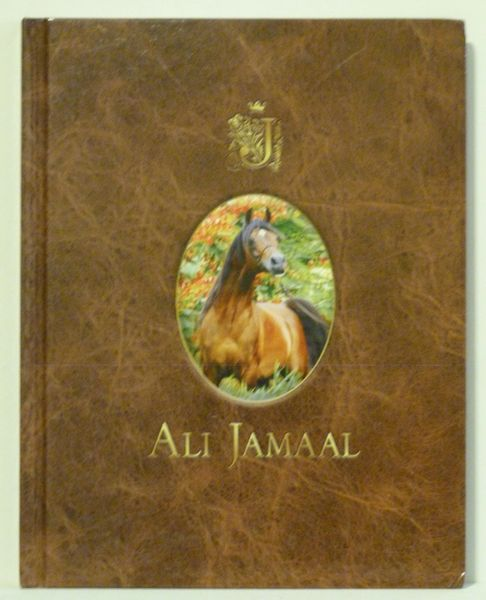 ALI JAMAAL Beautiful Book Numbered LIMITED EDITION