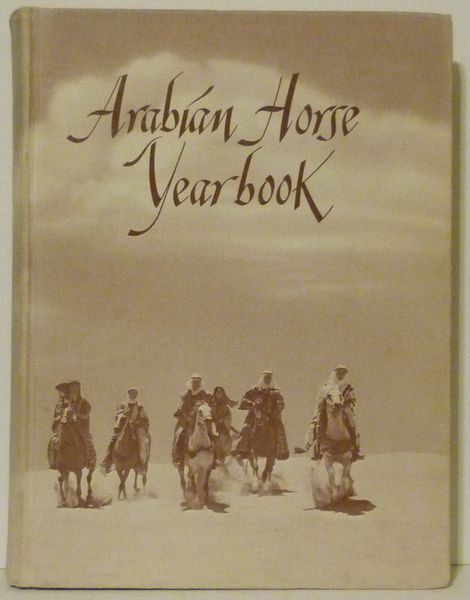 1967 Arabian Horse Yearbook
