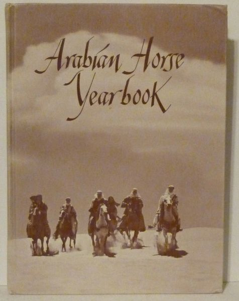 1964 Arabian Horse Yearbook