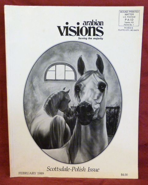Arabian Vision Scottsdale-Polish Issue February 1989
