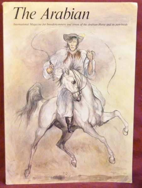 The Arabian Volume 1 Issue 1 International Magazine 1974