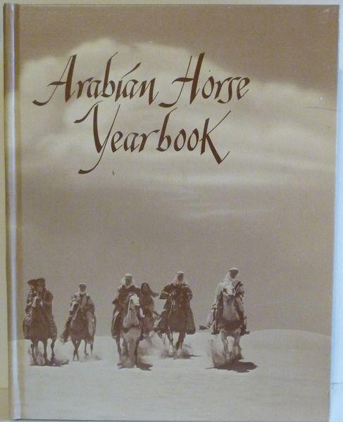 1973 Arabian Horse Yearbook