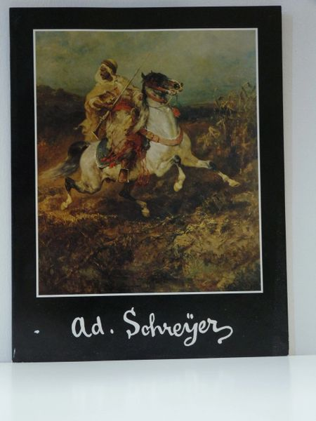 Adolph Scheyer Art Catalog