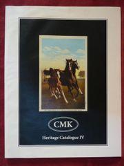 CMK Heritage Catalog IV Crabbet, Maynesboro & Kellogg bloodlines