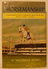 Horsemanship by Waldemar Seunig