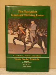 Plantation Tennessee Walking Horse by Vickie Mazzola