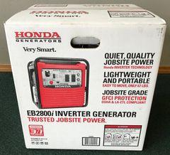 Honda EB2800i Inverter Generator - CLEARANCE