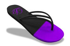 Lily 2 - Black/Purple