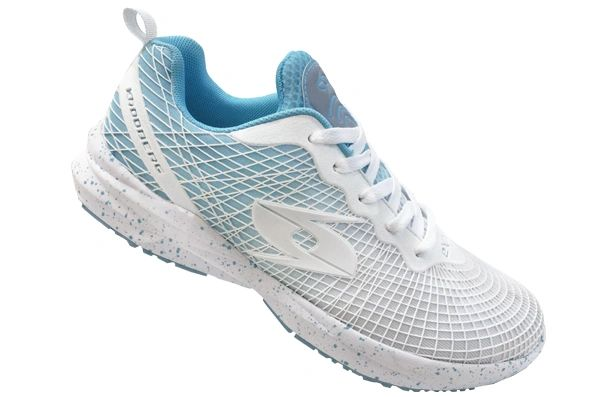 Exo Shoes - White/Blue
