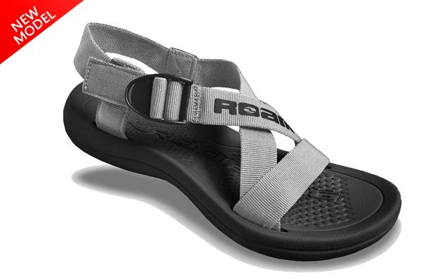 Roam S2 - Gray/Black