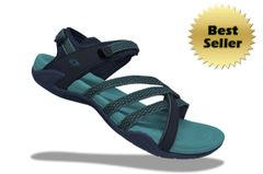 Lady X3 Sandals - Asphalt Blue/Navy