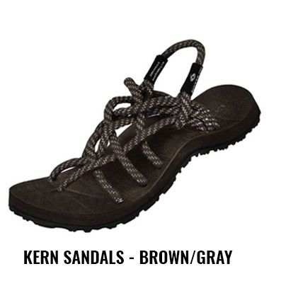 Kern S1 - Brown/Gray