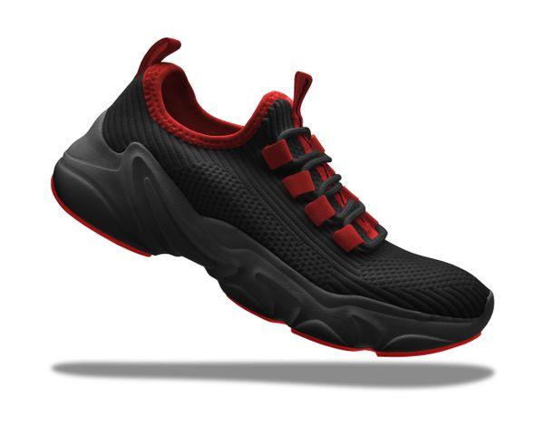 Nitro - Black/Red