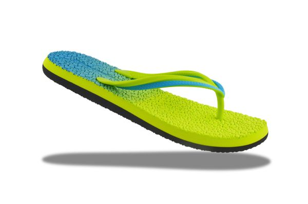 Vynes Women's Outdoor Slippers - Lime