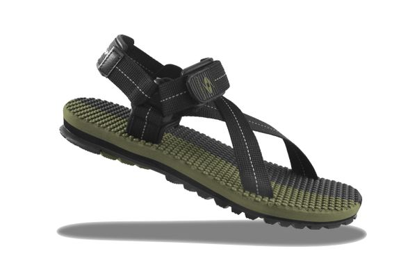 Trek Outdoor Sandals - Olive