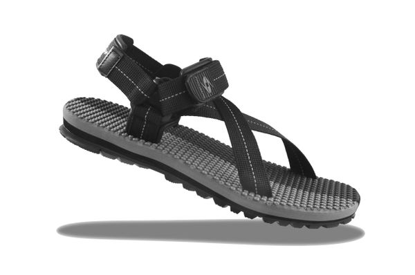 Trek Outdoor Sandals - Gray