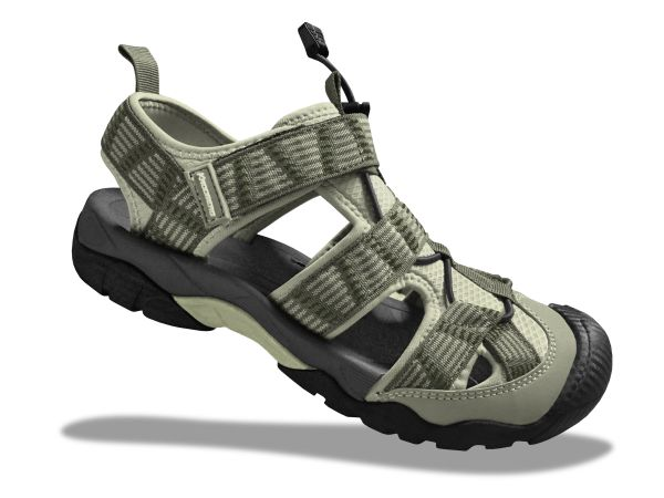 ORG Men's Outdoor Sandals - Khaki