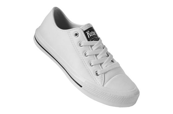 Retro Mens - All White