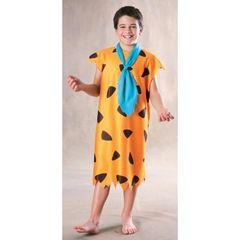 Kids Fred Flintstone Costume Item# 38556