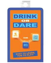 Drink or Dare - Dice Game