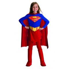 Kids Supergirl Costume Item# 885215(R)