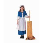 COSTUME-CH.COLONIAL GIRL SMALL - Item #54149S