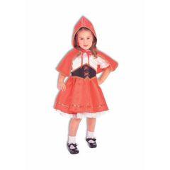 DLX LIL RED RIDING HOOD-S SMALL - Item #60576