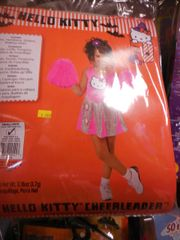 Cheerleader Hello Kitty