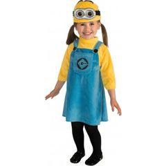 Infant Girls Minion Costume Item# 886440
