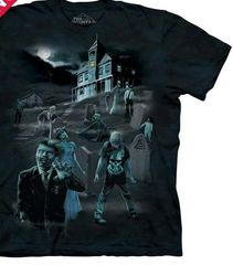 Zombies and Ghost XL