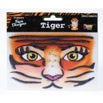FACE DESIGNS-TIGER - Item #74479 (F)