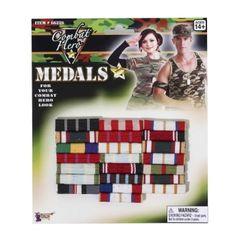 MILITARY MEDAL-BARS - Item #66226 (F)