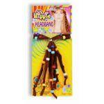 DELUXE HIPPIE BEADED HEADBAND - Item #63201 (F)