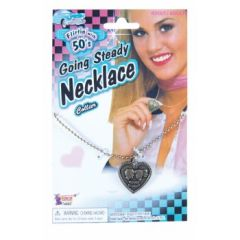 50S GOING STEADY NECKLACE - Item #74885