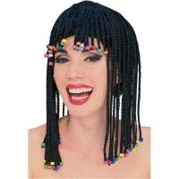Black Caribbean Rows Wig Item# 50787