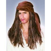 Caribbean Pirate Wig Item# 51181(R)
