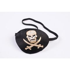 PIRATE EYE PATCH WITH PRINTING - Item #74996 (F)