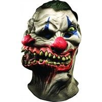 Siamese Clown Mask Item# 68261 (r)