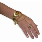 DESERT PRINCESS HAND JEWELRY ITEM # 64136 (F)
